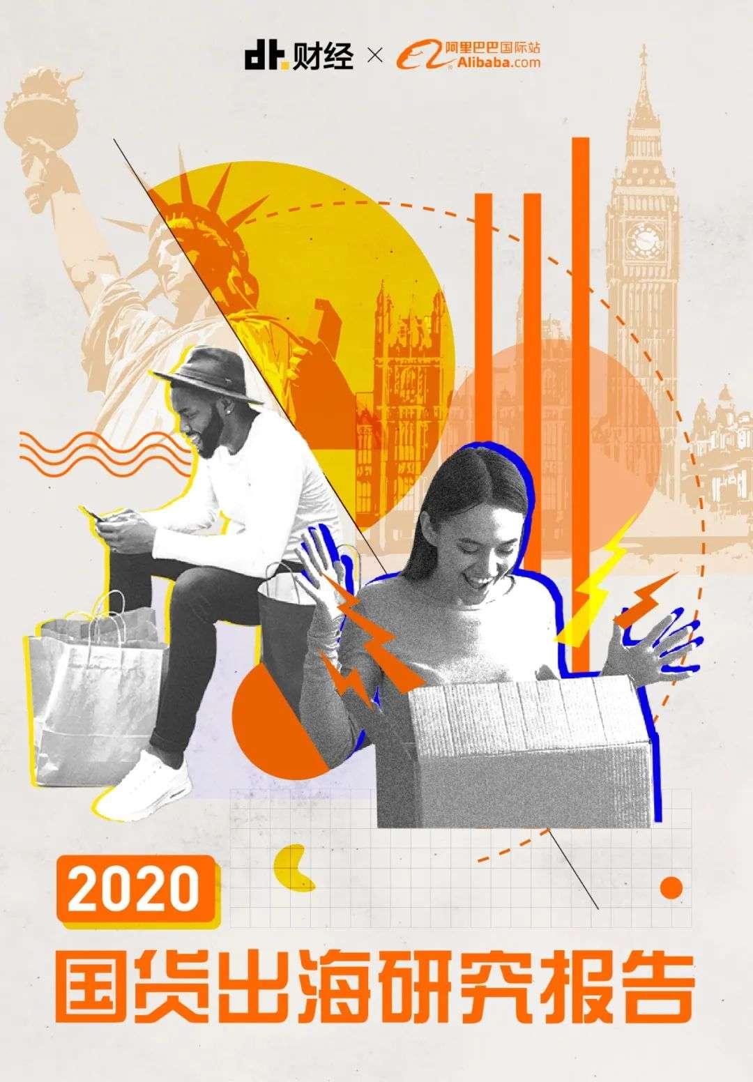 数据告诉你,2020年外国人都爱买哪些中国货